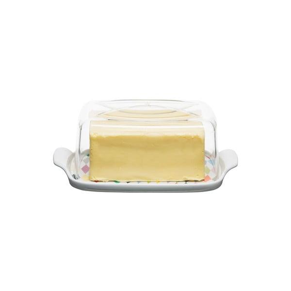 Miska na máslo Sagaform Check Butter Dish