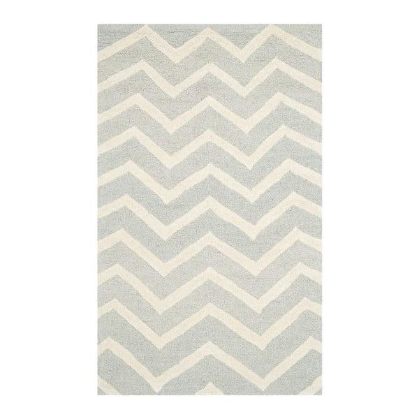 Vlněný koberec Edie, 91x152 cm