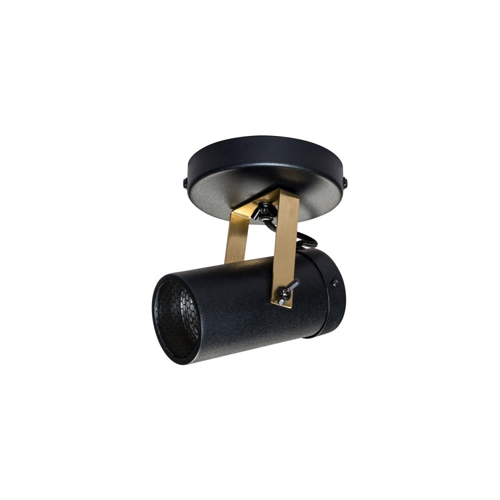 Černé nástěnné svítidlo Dutchbone Scope