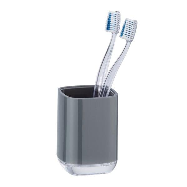 Masone szürke fogkefetartó pohár - Wenko