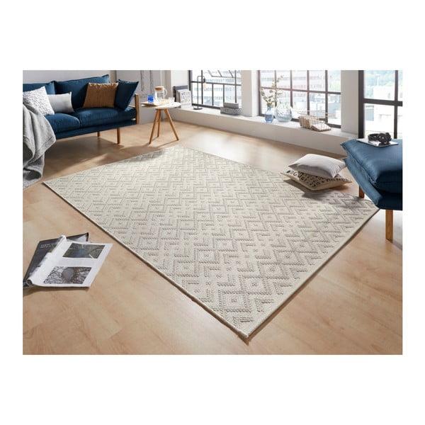 Krémový koberec Zala Living Harmony, 155x230cm