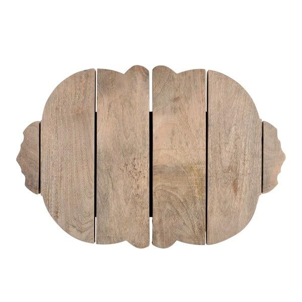 Dřevěné prkénko/podnos Vassolo, 60x40 cm