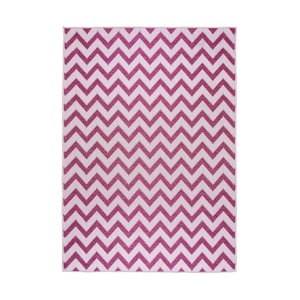 Růžový koberec Flair Rugs Trieste, 120 x 170 cm