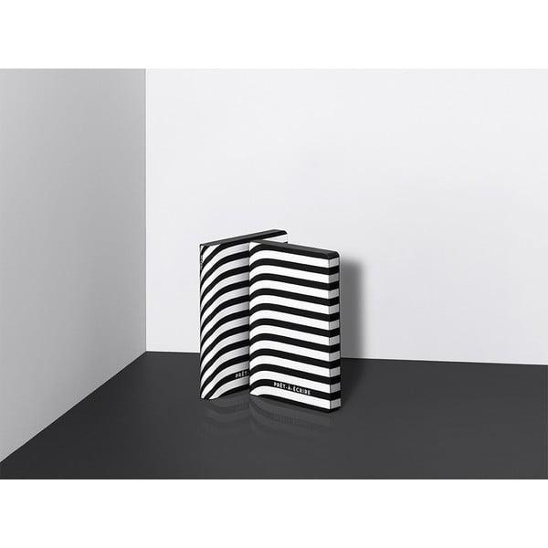 Zápisník Prêt à Écrire, 10,8x15 cm