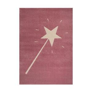 Růžový koberec Zala Living Fairy Home, 120x170 cm
