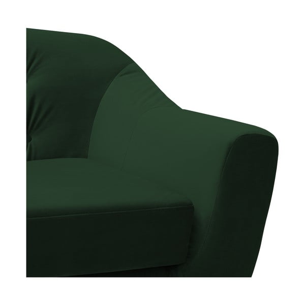 Zelená trojmístná pohovka Vivonita Laurel Emerald