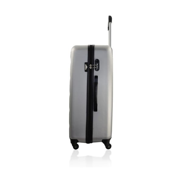 Sada 3 cestovních zavazadel Scratch