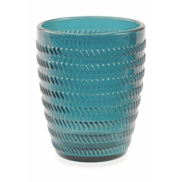Sada 6 barevných sklenic Villad'Este Geometrie, 240 ml