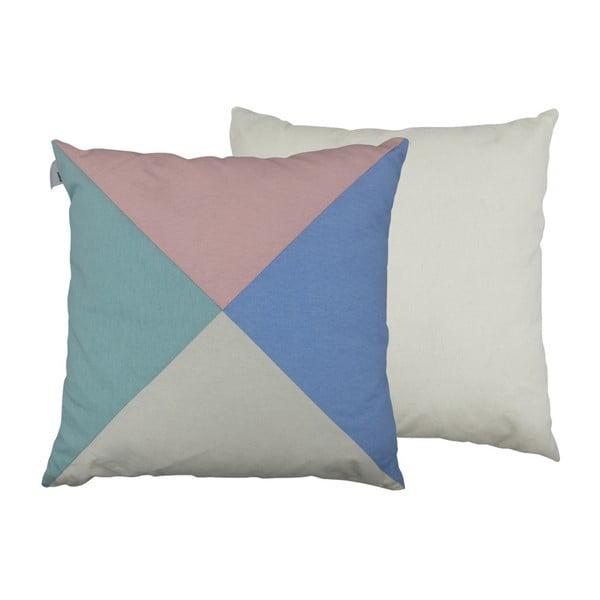 Sada 2 polštářů s výplní Karup Deco Cushion Pattern/Natural,45 x 45 cm
