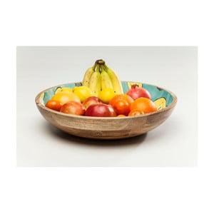 Mísa z mangového dřeva Kare Design Avocados, ⌀ 44,5 cm