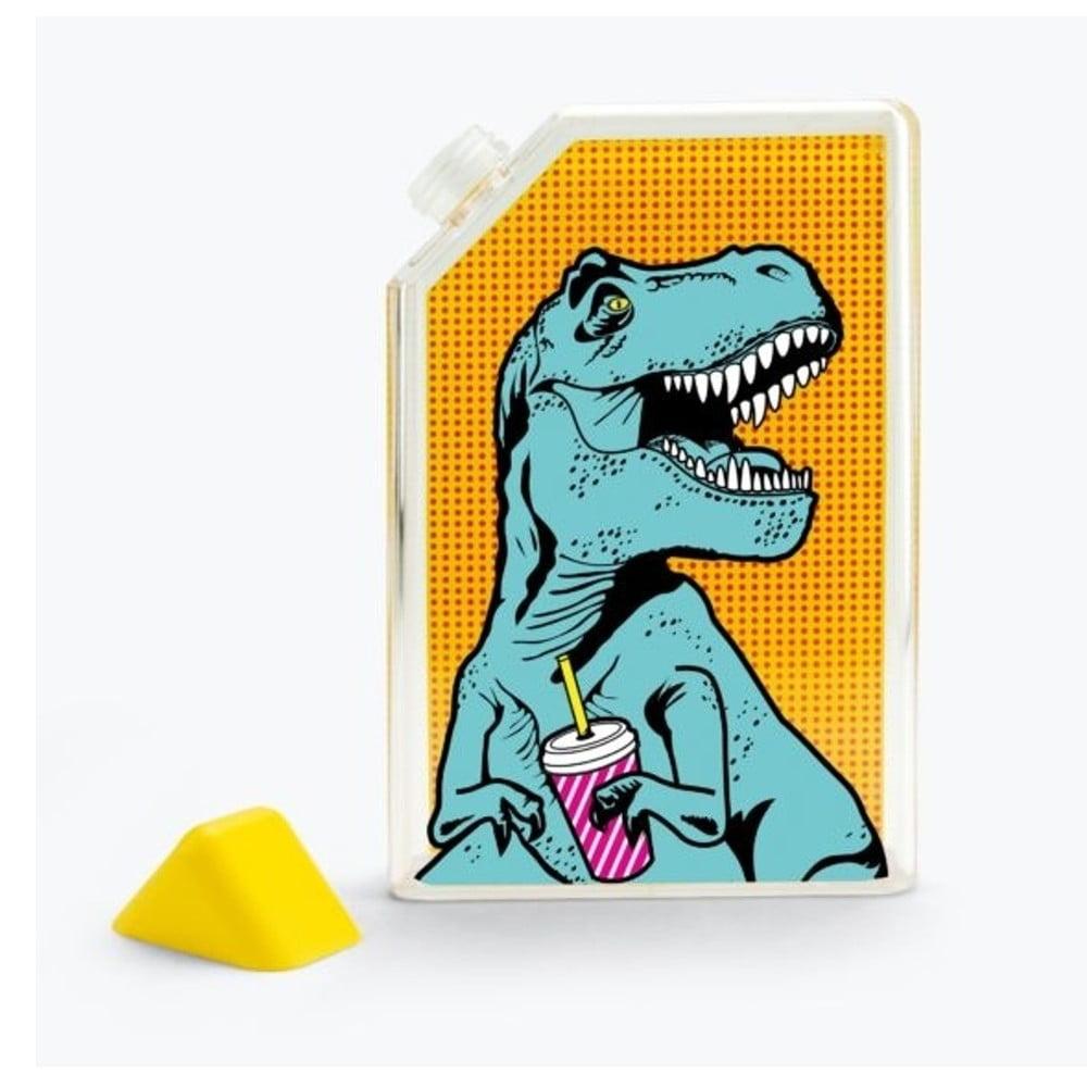 Cestovní lahev Just Mustard T-Rex, 600 ml
