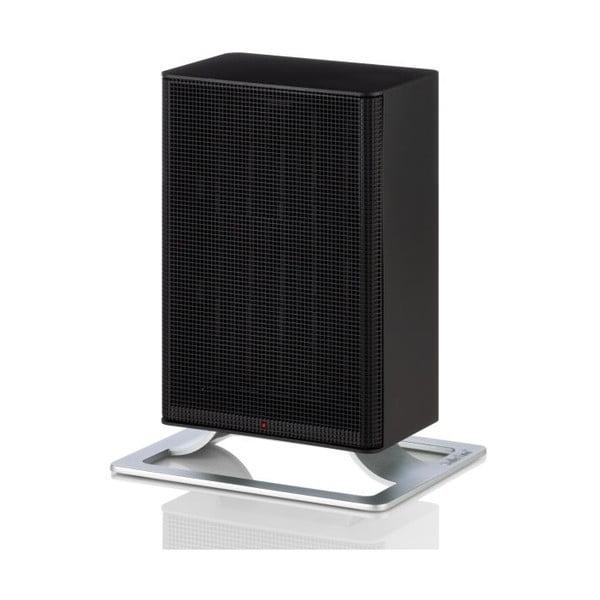 Teplovzdušný ventilátor Anna Little, černý