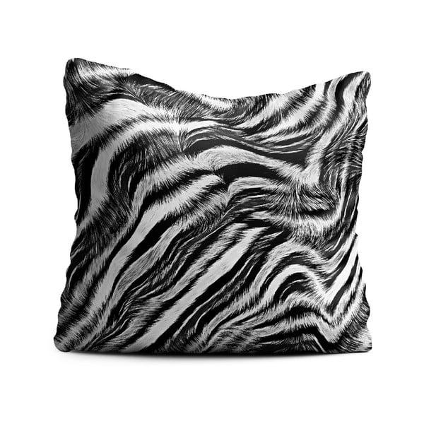 Polštář Oyo home Zebra, 40x40cm