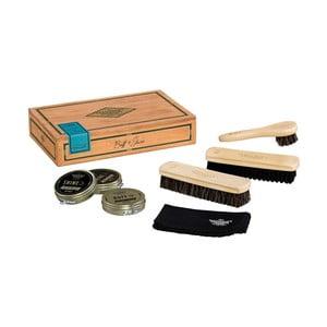 Set na čistění obuvi Gentlemen's Hardware Cigar