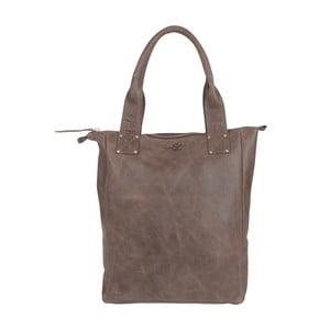 Kožená taška Lynn Brown