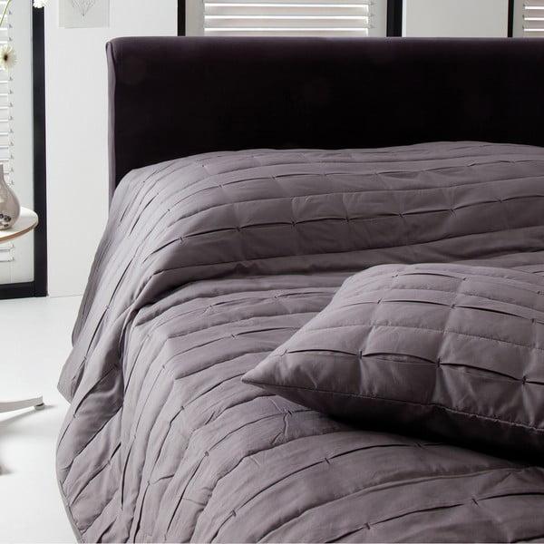 Přehoz přes postel Ritual Walnut, 220x270 cm