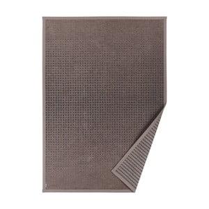 Covor reversibil Narma Helme, 140 x 200 cm, maro