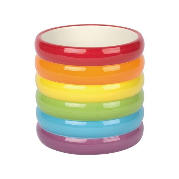 Doniczka DOIY Rainbow, wys. 13 cm