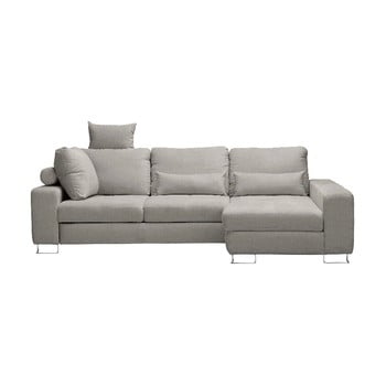 Canapea colţar Windsor & Co Sofas Alpha partea dreaptă bej