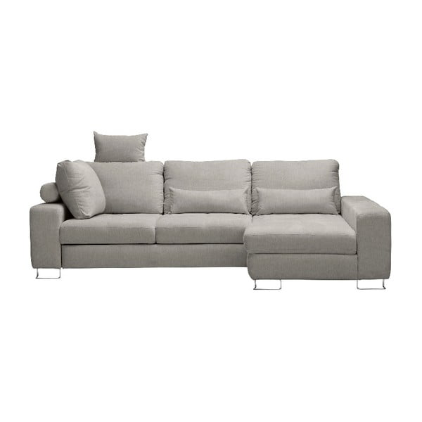 Canapea colţar Windsor & Co Sofas Alpha, partea dreaptă, bej