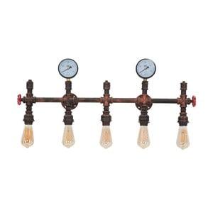 Nástěnné svítidlo s 5 žárovkami Mauro Ferretti Industry
