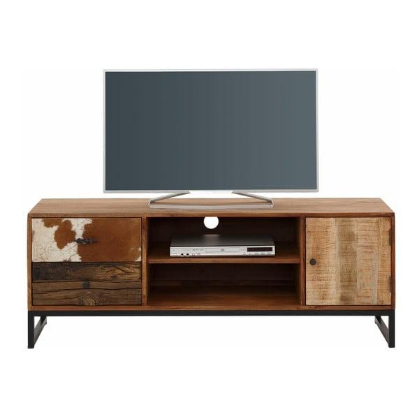 Stolik pod TV z drewna sheesham Støraa Himani