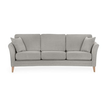 Canapea 3 locuri Softnord Luiza gri