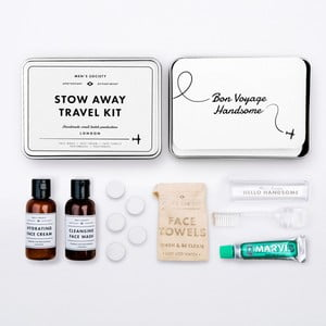 Kit pentru igienă Men's Society Stow Away