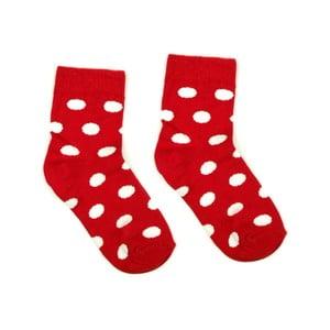 Bavlněné ponožky Hesty Socks Poppy, vel. 31-34