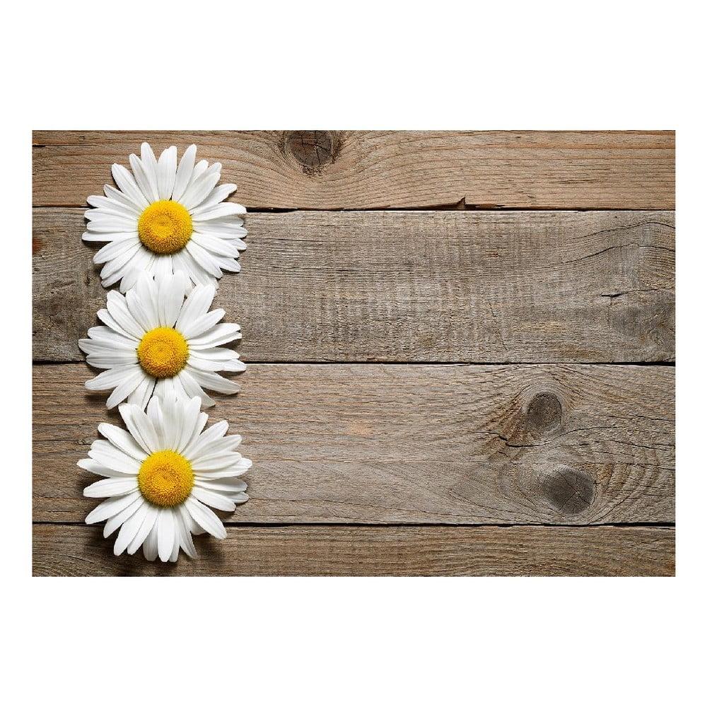 Vinylový koberec Daisy, 52x75 cm