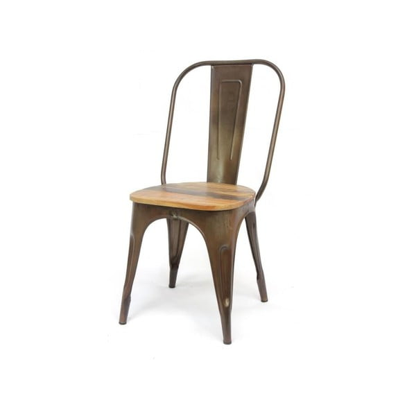 Židle Resum, kovová