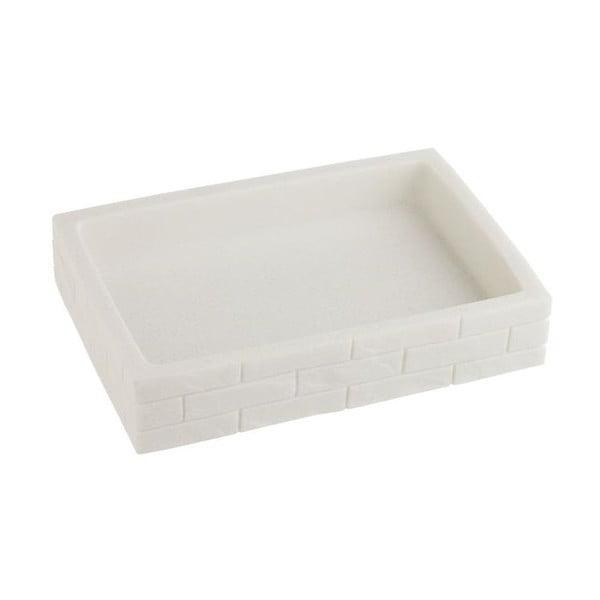 Tácek na mýdlo Brick
