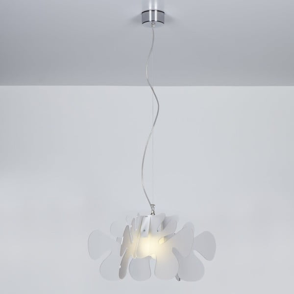 Závěsné svítidlo Aralia Emporium, bílé