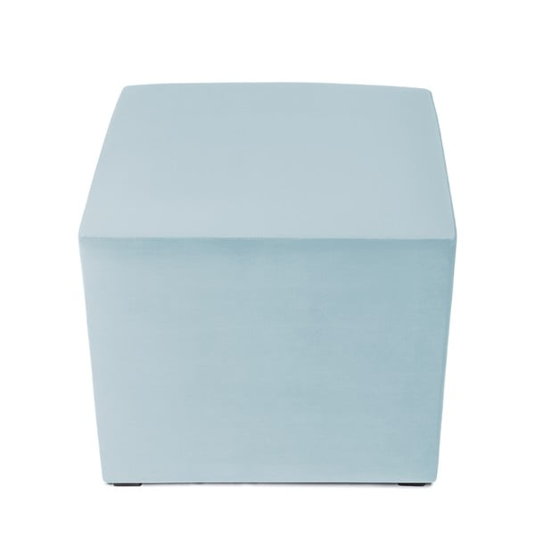 Světle modrý puf Vivonita Kim