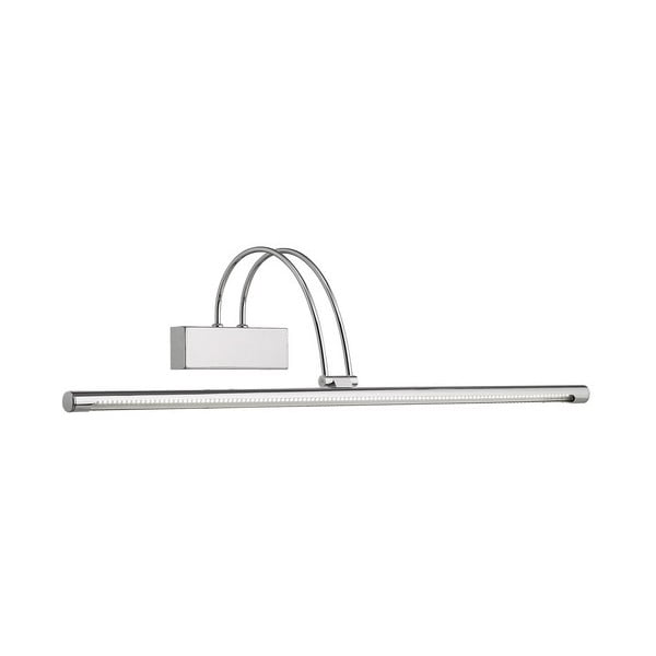 Nástěnné svítidlo Evergreen Lights Bow Chromo, 76 cm