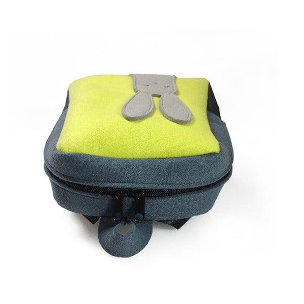 Dětský batůžek BATTU, limetkový