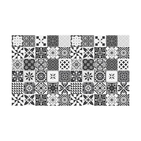 Set 60 autocolante perete Ambiance Allizéa, 15 x 15 cm