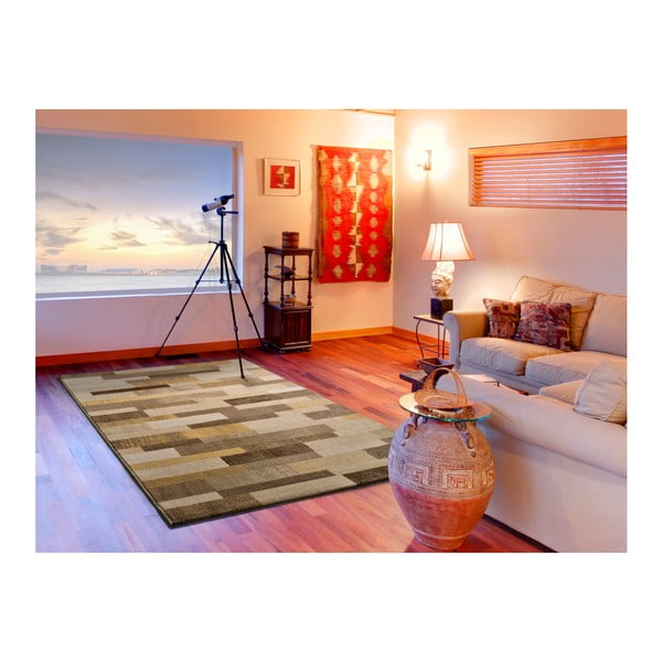 Béžový koberec Universal Adra Beige, 160x230cm