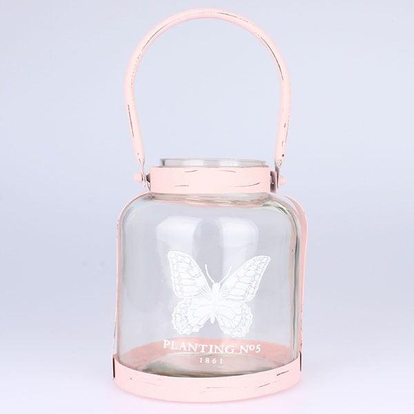 Lucerna Butterfly Pink