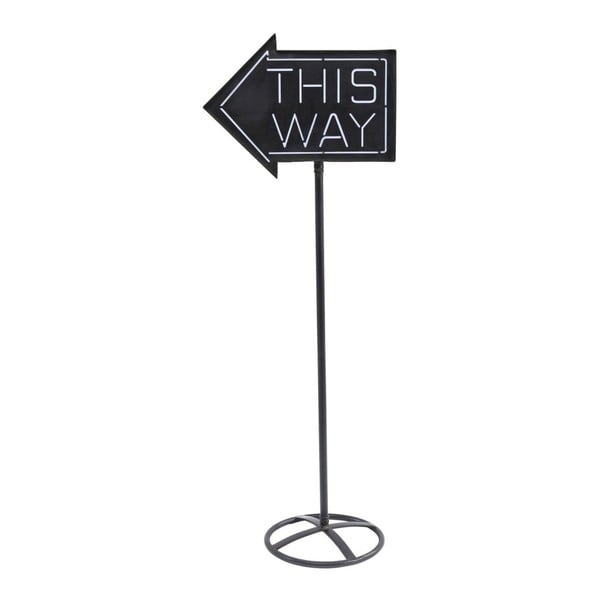 Stojací světelná LED dekorace Kare Design Way Out Floor