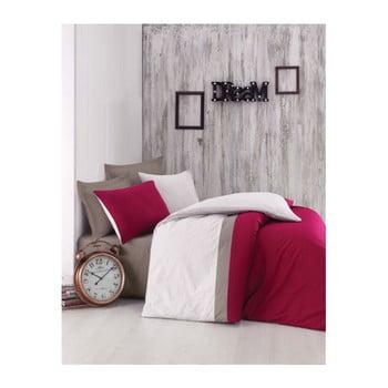 Imagine indisponibila pentru Lenjerie de pat cu cearșaf din bumbac Plain Sport, 200 x 220 cm