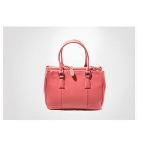 Kožená kabelka Lily, pink