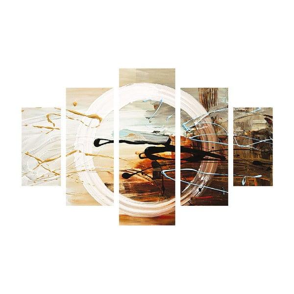 Obraz wieloczęściowy Spot, 92x56 cm