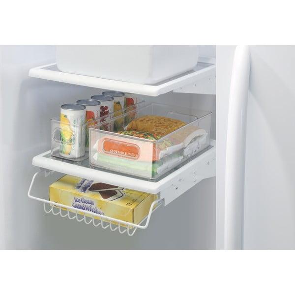 Sistem de stocare pentru frigider InterDesign Fridge, 20 x 37 x 10 cm