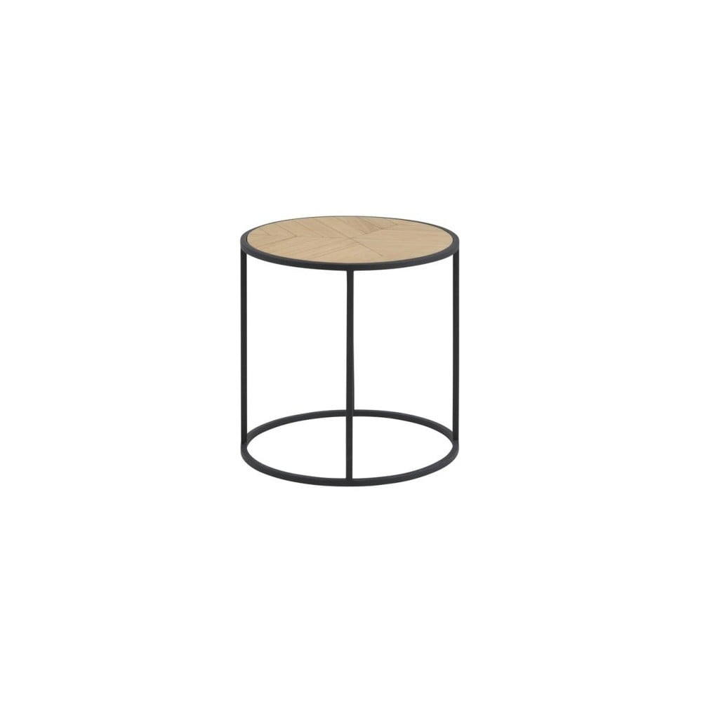 Kulatý konferenční stolek Actona Ortiz, ø 45 cm
