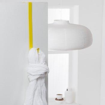 Cârlig pentru ușă Compactor Sunny Day, galben