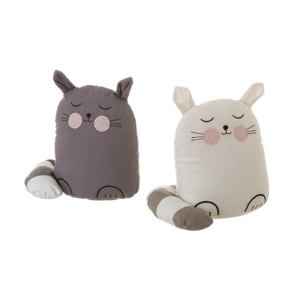 Zestaw 2 stoperów do drzwi w kształcie kota Unimasa Kitty