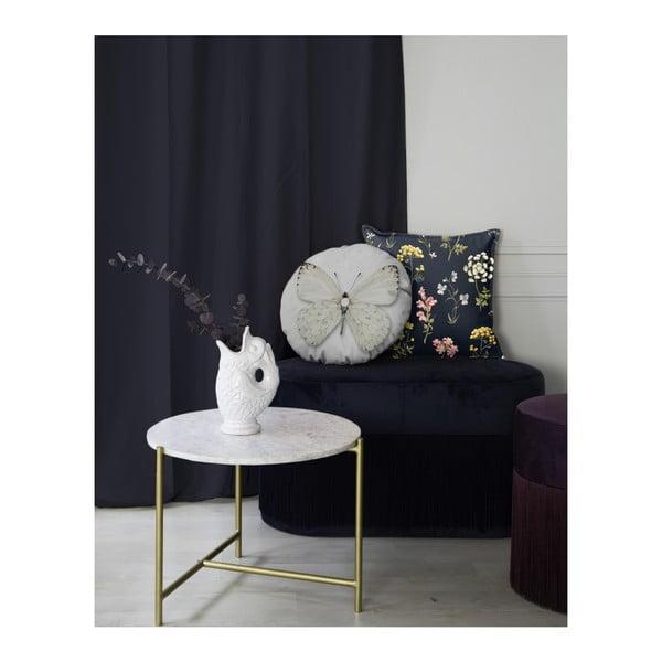 Dekorativní polštář Velvet Atelier Herbs, 45 x 45 cm