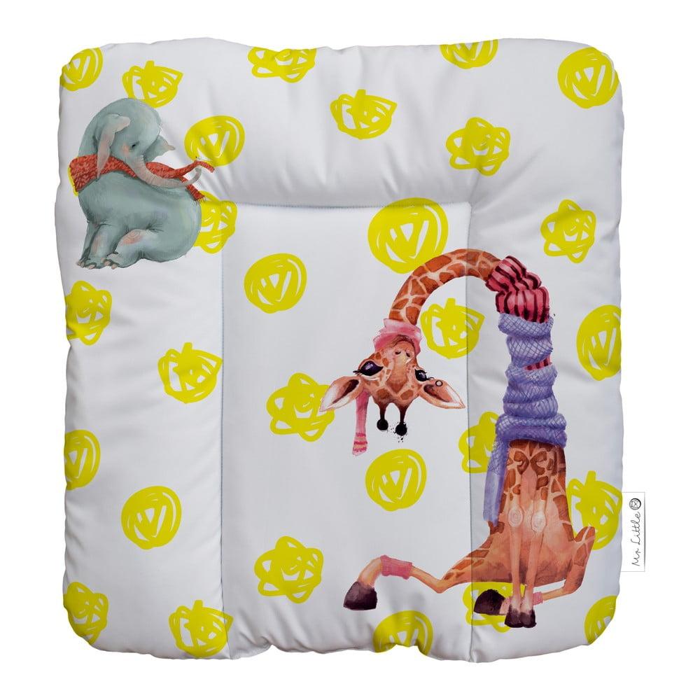 Podsedák Mr. Little Fox Safari Friends, 75 x 70 cm