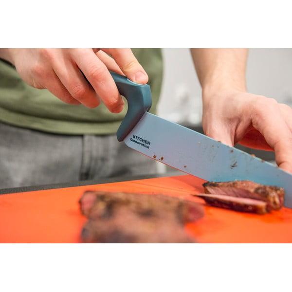 Silikonovo-nerezový nůž Chef